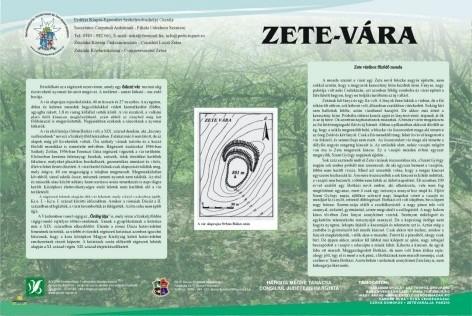Zete vára